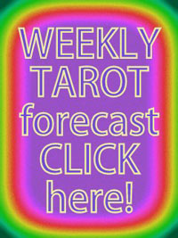 Weekly Tarot Forcast
