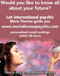 Maria International Psychic
