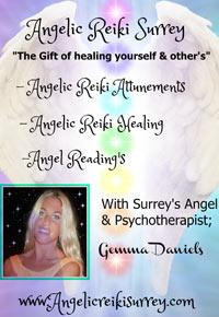 Gemma Daniels Angelic Reiki Summary