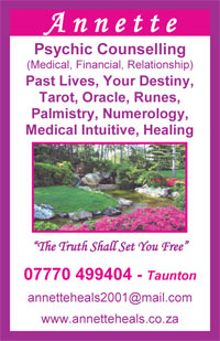 Annette Psychic Counselling