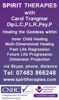 Spirit Therpaies - Inner Child, Past Life Regression and more
