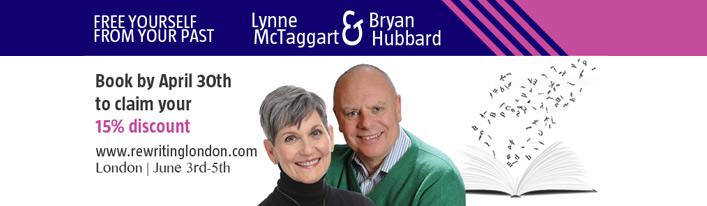 Lynne McTaggart & Brian Hubbard