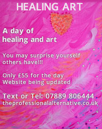 Healing Art Workshop