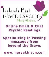 Irelands Best Loved Psychic - Mary Akinson