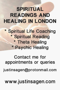 Spiritual Readings and Healing London
