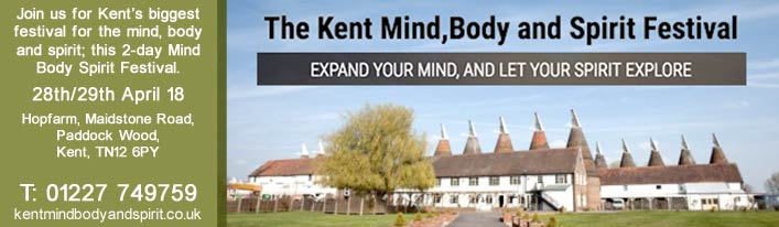Kent Mind, Body and Spirit Festival