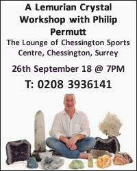 A Lemurian Crystal Workshop with Philip Permutt