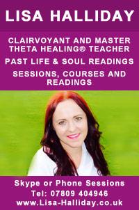 Lisa Halliday Clairvoyant, Healer