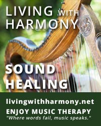 Living With Harmony Sound Healing