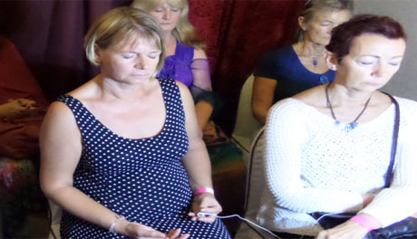 Meditate Into The Light-Ajna Light Experience-Open day