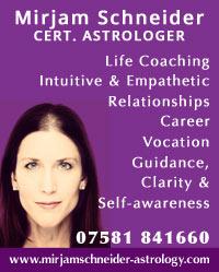 Mirjam Scheneider - Certified Astrologer