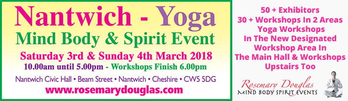 Nantwich Mind Body Soul Event