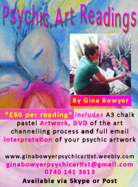 Psychic Art Readings