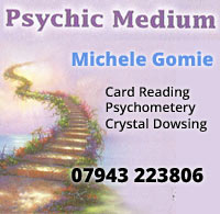 Michele Gomie - Psychic Medium