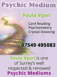 Psychic Paula Vgori