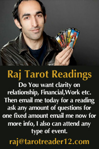 Tarot Readings by Email