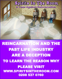 Spirits in the room. Reincarnation. Past Lives