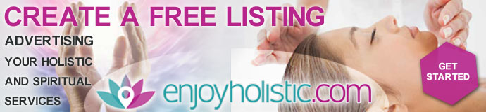 Enjoyholistic.com - Find Holistic, Spiritual and Wellbeing events