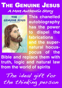 The Genuine Jesus - A Channelled Autobiography