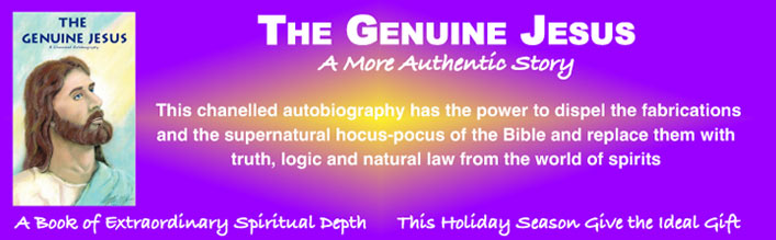 The Genuine Jesus - Chanelled Autobiography