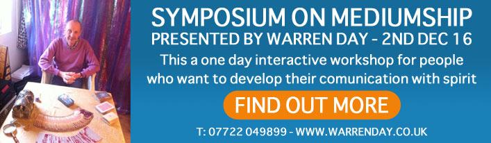 Symposium On Mediumship - Workup