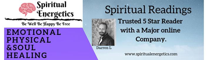 Darren Leigh - Spiritual Energetics