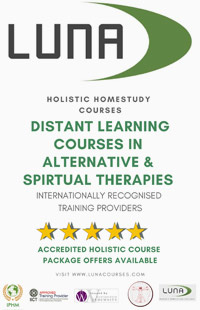 Distant learning. Alternative spiritual therapies