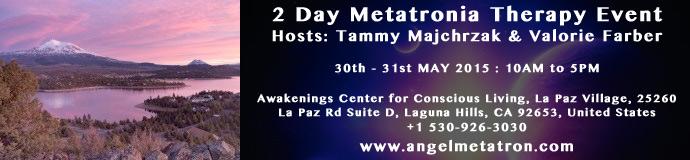 Metatronia Therapy May 15