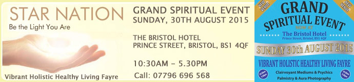 GRAND SPIRITUAL EVENT
