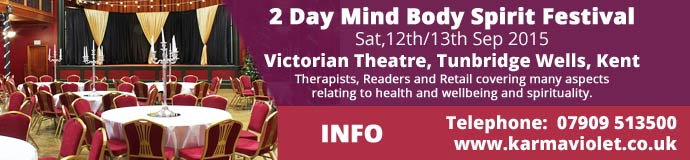 2 Day Mind Body Spirit Festival