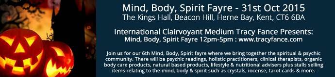 Mind, Body, Spirit Fayre