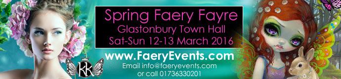 Spring Faery Fayre