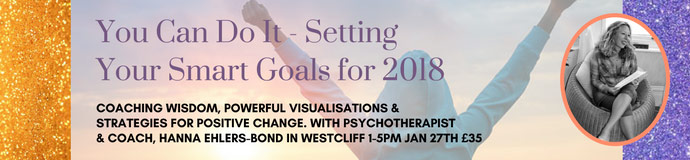 You Can Do It! Set Your SMART Goals for 2018