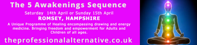 The 5 Awakenings Sequence - Saturday 14th April or Sunday 15th April