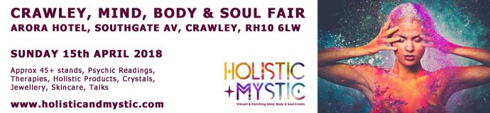 Crawley Mind, Body & Soul Fair