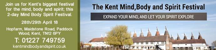 Kent Mind Body Spirit Festival