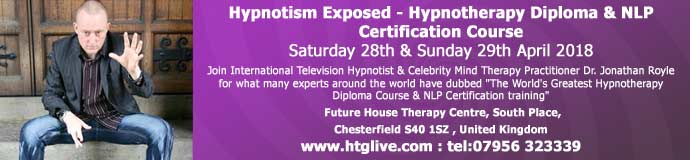 HYPNOTISM EXPOSED - Hypnotherapy Diploma & NLP Certification Course