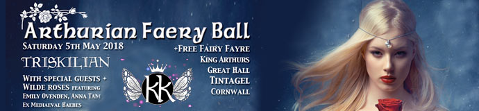 Tintagel Fairy Fayre + Ball