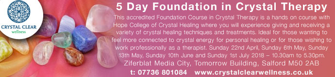 Foundation in Crystal Therapy