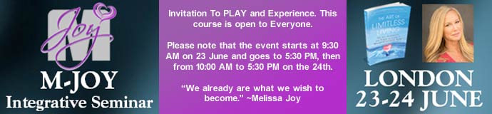 M-Joy Integrative Seminar - 23rd to 24th June.