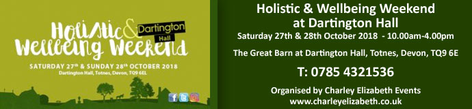 Dartington Hall Holistic & Wellbeing Weekend