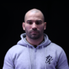 Artem Lobov with The Sports Chronicle