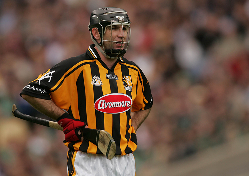 Leinster Hurling Championship Kilkenny 12/6/2005 DJ Carey Mandatory Credit © INPHO/Billy Stickland | Henry Shefflin | The Sports Chronicle