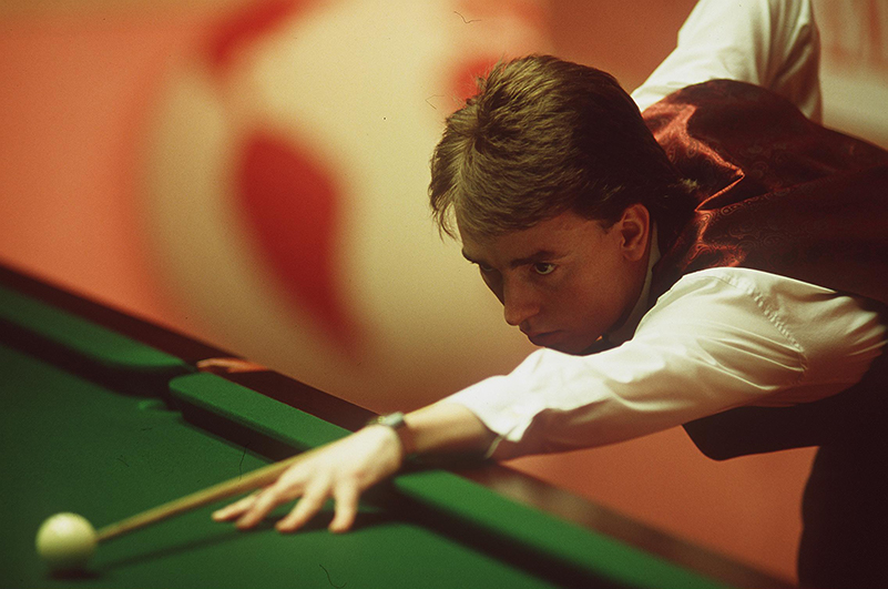 Ken Doherty 1991 © INPHO/Allsport