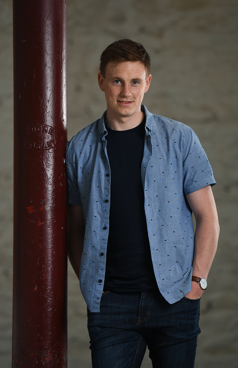 Austin Gleeson pictured here in the latest V by Very collection from Littlewoods Ireland. To view full selection check out https://bit.ly/2L5Uyv8