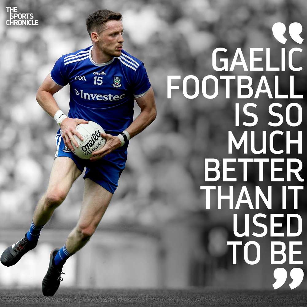Conor McManus - The Sports Chronicle