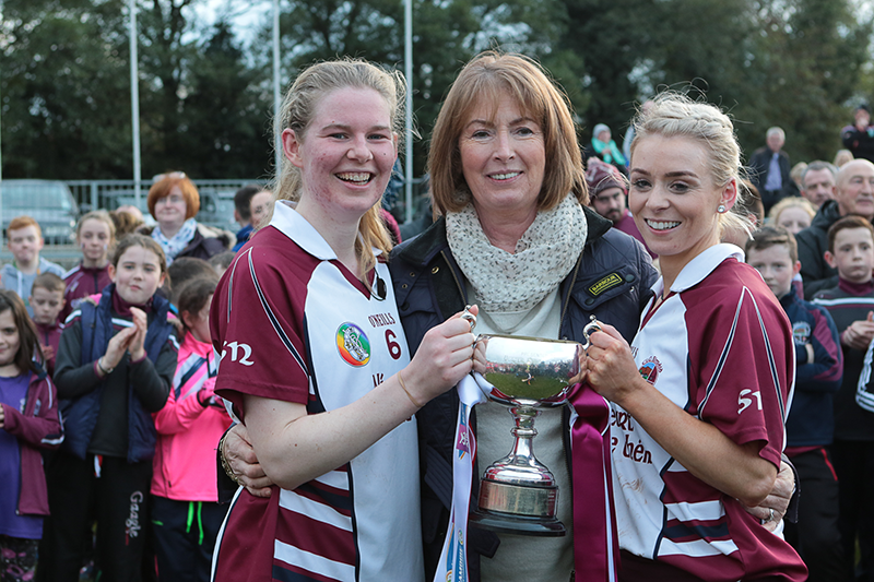 Aoife Ni Chaiside | Slaughtneil Camogie | Champions! ©Mark Doherty