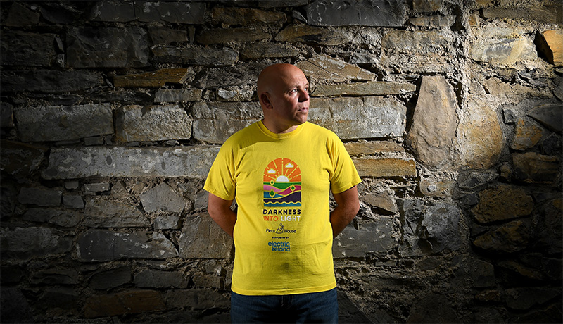 Former Waterford Hurling Manager, Derek McGrath teamed up with Electric Ireland and Pieta House to encourage people to experience The Power of Hope by registering for this year's Darkness Into Light event on 11th May at www.darknessintolight.ie #ThePowerOfHope #DIL2019. Darkness Into Light, organised by Pieta House is proudly supported by Electric Ireland since 2013.