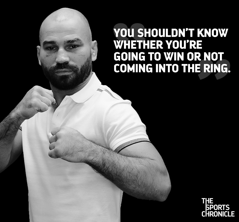 Artem Lobov | Prizefighter | The Sports Chronicle ©The Sports Chronicle