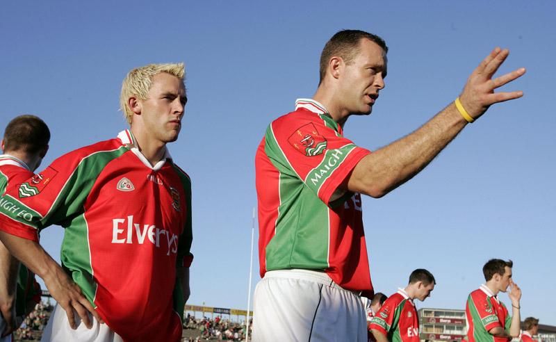 Conor Mortimer and David Brady